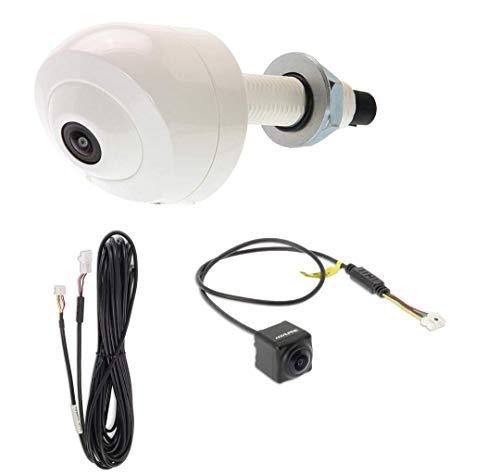 Alpine HCE-C2100RD-MHU Rückfahrkamera für Reisemobile universal HDR Multiview-Rückfahrkamera
