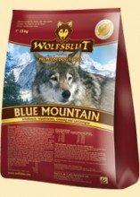 Wolf sangre Blue Mountain Wild + Bosque Frutas 15kg