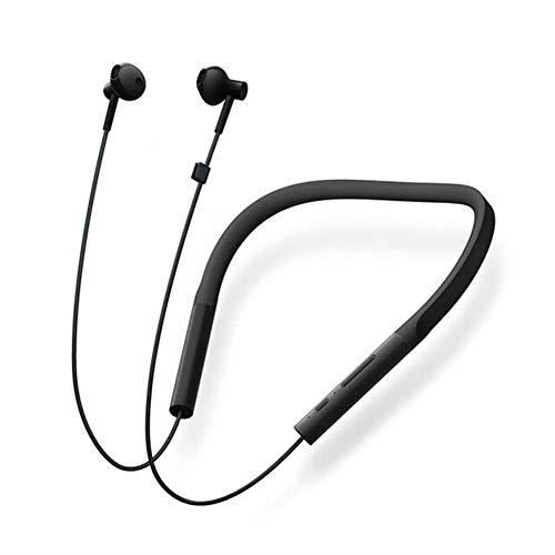 N / B Auriculares Bluetooth, Auriculares Deportivos inalámbricos, 7h en Espera, Auriculares Interiores magnéticos, estéreo HD, Adecuado para el Trabajo de Gimnasio