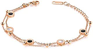 Women's Bracelet gold plated with a modern design