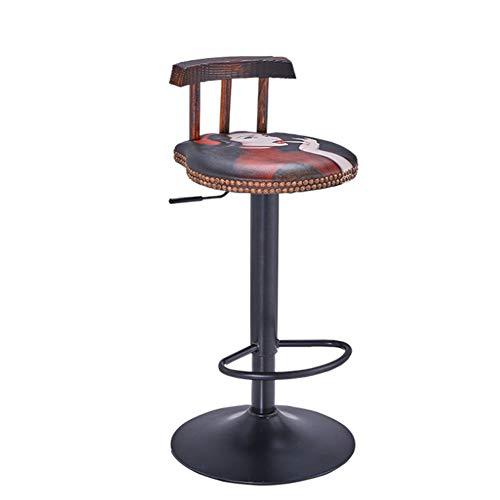 MOye ijzeren statafel stoel Europese bar stoel kruk koffie reception stoel