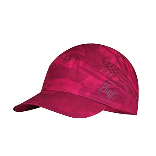 Buff Pack Trek Cap, Protea deep pin, ONE Size