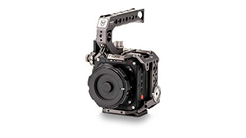 Tiltaing Camera cage Kit A Compatible with Z CAM (Tilta Gray)