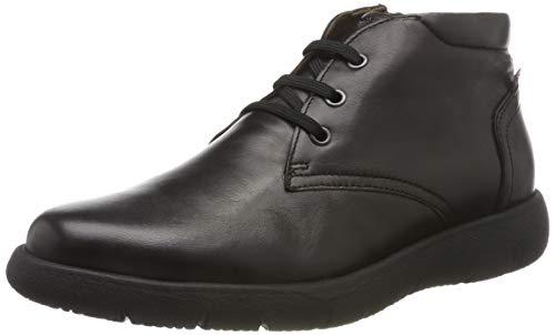 Stonefly Herren Stream Hdry Nappa Chukka Boots, Schwarz (Black 000), 43 EU