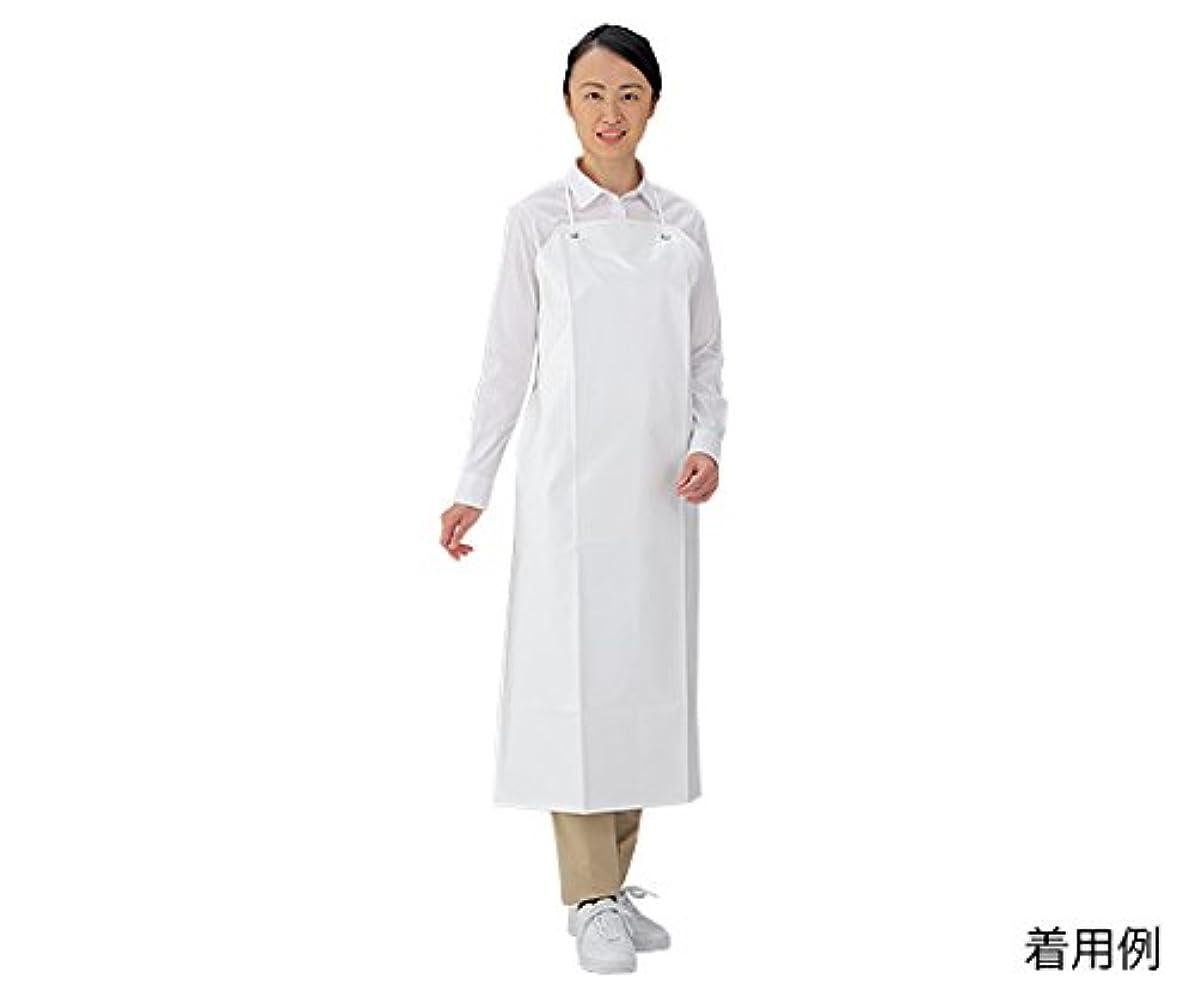 調停する食品マリナーアズワン ウレタン前掛(耐溶剤) M /8-1078-04