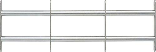 ABUS Fenstergitter FGI7300 - Gitter zur Einbruchsicherung von Keller- und Erdgeschossfenstern - 700-1050 x 300 mm - 73430
