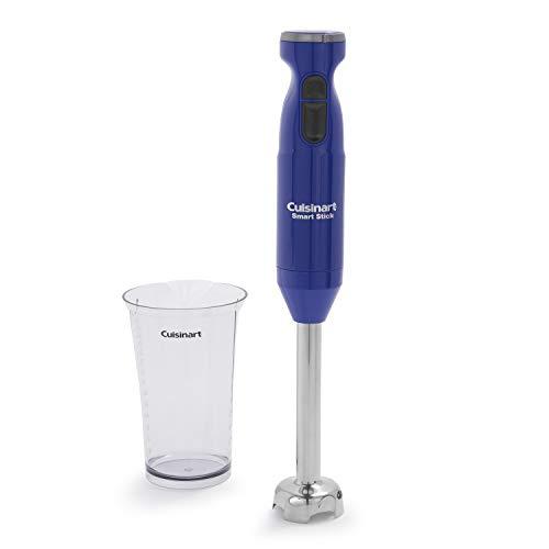 Cuisinart CSB-175BKQVC Smart Stick 300 Watt 2 Speed Hand Blender, Black