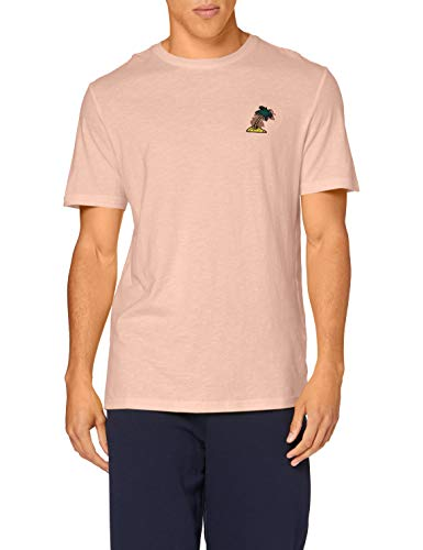 Only & Sons Onsimas Reg SS tee Noos Camiseta, Misty Rose, S para Hombre