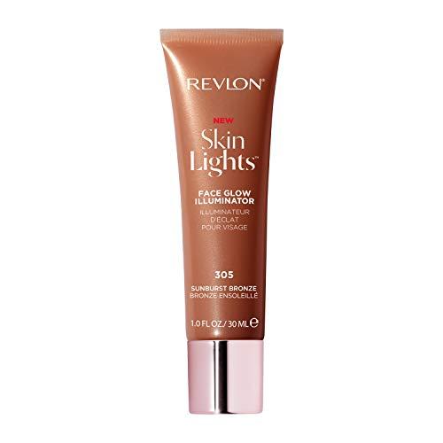 Revlon SkinLights Face Glow in Sunburst Bronze