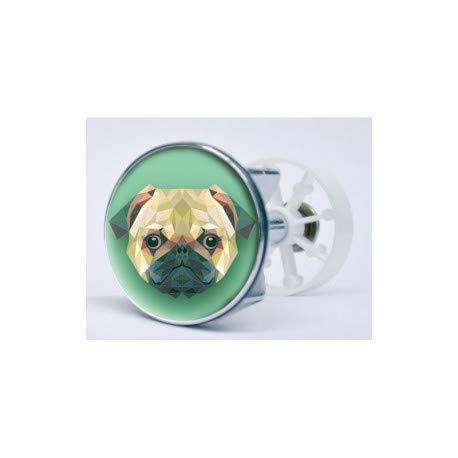 Bearn sticker hond wastafel wastafel stopper XXX-Small