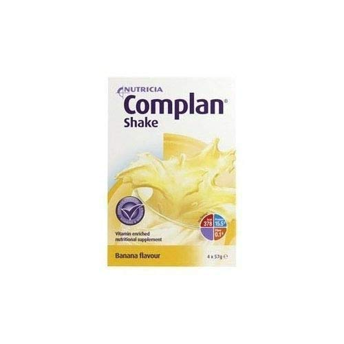 Complan Shake Banana, Pack of 57 g