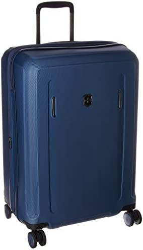 Victorinox Werks Traveler 6 0 Hardside Spinner Luggage Blue Checked Medium 24 product image