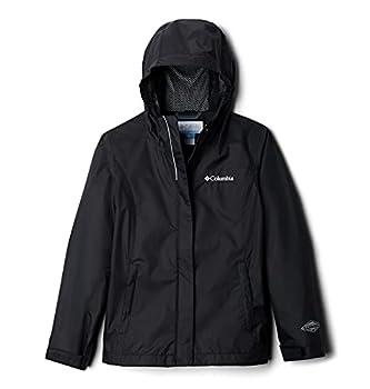 Columbia Girls  Big Arcadia Jacket Black Large