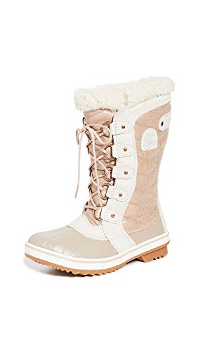 Sorel Women's Tofino II Luxe Boots, Natural Tan, 9 Medium US
