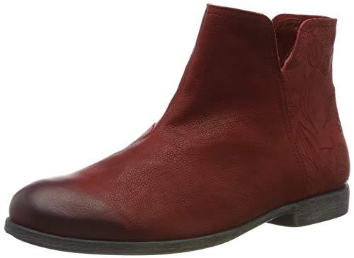 Think! Damen AGRAT_585223 Stiefeletten, Rot (Rosso 70), 38.5 EU
