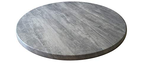 "Holland Bar Stool Co. OD36RGryStn 36"" Diameter Greystone, Season EnduroTop Indoor/Outdoor Table Top"