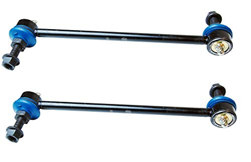 Pair Set 2 Front Suspension Sway Bar Link Kits Mevotech For City Express Sentra