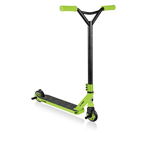 Globber Globber Stunt Scooter Gs 540 622-106 - Patinete, color negro y verde lima