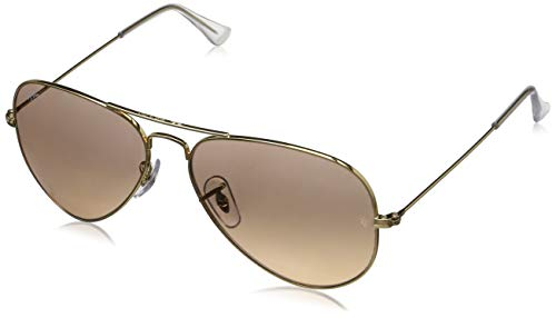 Ray-Ban RB3025 AVIATOR LARGE METAL 001/3E - 55 mm - sunglasses for man