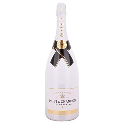 Moët & Chandon Champagne ICE IMPÈRIAL Demi-Sec 12,00{90aab9ae502d282f2fa99914784afad244c387255c355776869444af33d22dfc} 1.5 l.