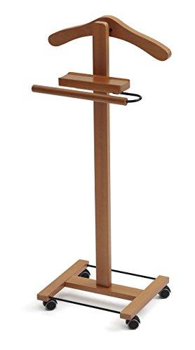 """ARREDAMENTI ITALIA Herrendiener für Schlafzimmer JUNIOR, Holz - Farbe: Kirsche Holz AR-It il Cuore del Legno"""""""