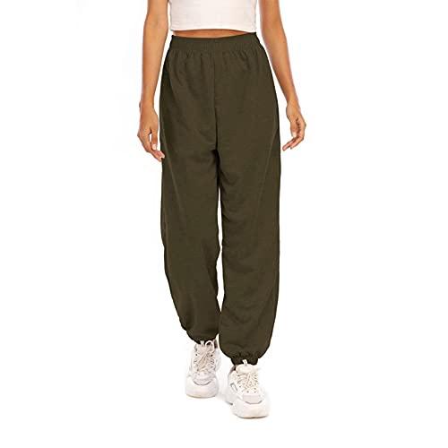 Pantalones De CháNdal Para Mujer Pantalones De CháNdal Para Correr Pantalones De CháNdal Para Gimnasio, Pantalones De CháNdal Para Mujer Con Dos Bolsillos Laterales Pantalones De Yoga Para Fitness