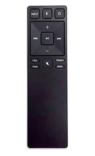 Remote Control Fit for Vizio Sound Bar XRS321-C SB3820-C6 SB3821-C6 SB2920-C6 SS2521-C6 SS2520-C6 SB3821-D6 SB3820x-C6