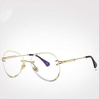 dcbdb40faf KOMNY Las Gafas de Sol Azules de la aviación de la Manera aman a Las Mujeres