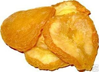 Sun Dried California Pears, No Sugar Added, 3 lbs bag by Green Bulk