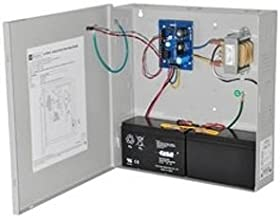 Altronix AL125UL Power Supply/Charger with 2 PTC Outputs, 12/24 VDC, 1 Amps, Gray (Pack of 1)