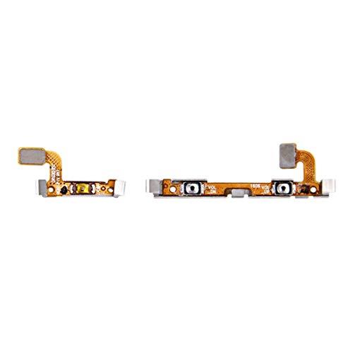 LENASH Botón de Encendido Flex Cable + Botón de Control de Volumen Cable Flexible for el Galaxy Q S7 Edge Flex Cable