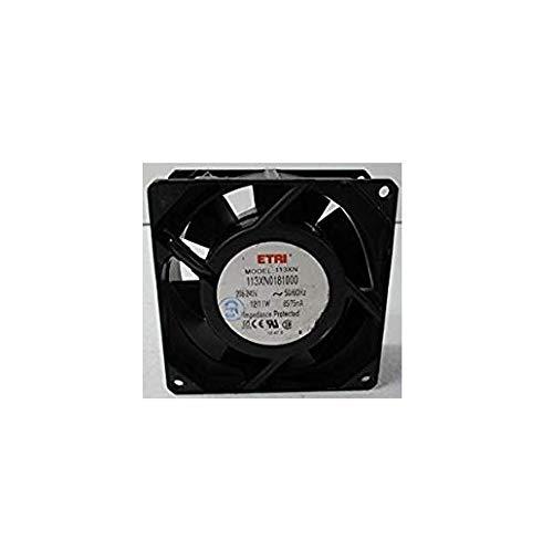 ETRI 113XN0181000 92mm compacta AC230V ventilador