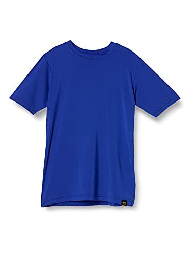 ZETT(ゼット) 少年野球 アンダーシャツ クルーネック 半袖 ライトフィットタイプ ロイヤルブルー(2500) 150 BO1810J