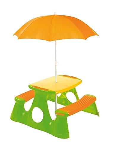 Unbekannt Paradiso T00759 - Picknicktisch mit Sonnenschirm