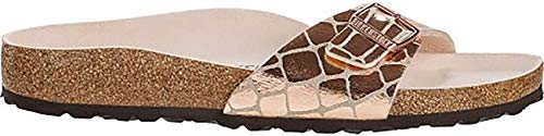 BIRKENSTOCK Madrid Regular Fit Gator Gleam Kupfer 1016056-42 EU