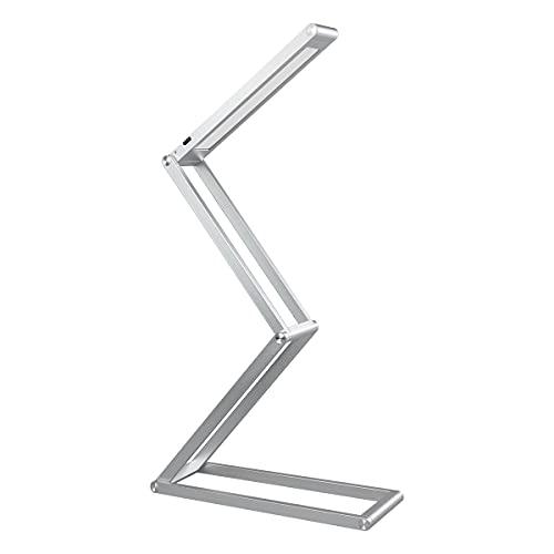 Philorn Lámpara de Escritorio LED, Lámpara de Mesa Plegable Cuidado Ocular con...