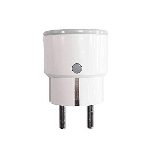SevenOn Home Enchufe WiFi. Compatible con Amazon Alexa/Google...