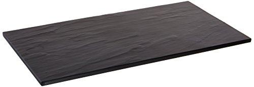 Black Faux Slate Serving Board