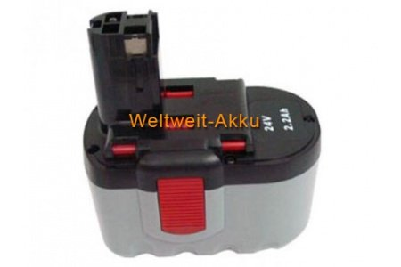 24,00 V 3000 mAh NiMH Repuesto compatible para Bosch GBH 24 VF/3B, GCM 24 V, GKG 24 V, GKS 24 V, GLI 24 V, GMC 24 V, GML 24 V, GML 24 V-CD, GSA 24 V, GSA 24 VE, GSA 24 VEF, GSA 24 VEF, GSA B 24vc E-2,