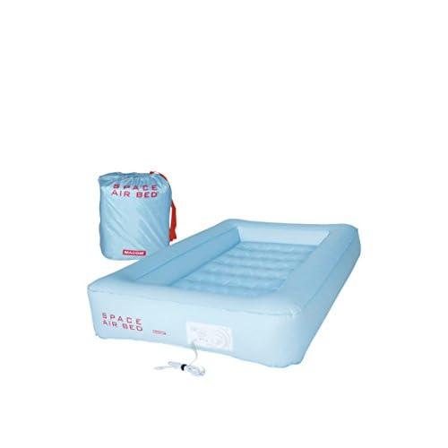 MACOM 820 Space AIR BED Baby Lettino da Viaggio Gonfiabile per Bambini