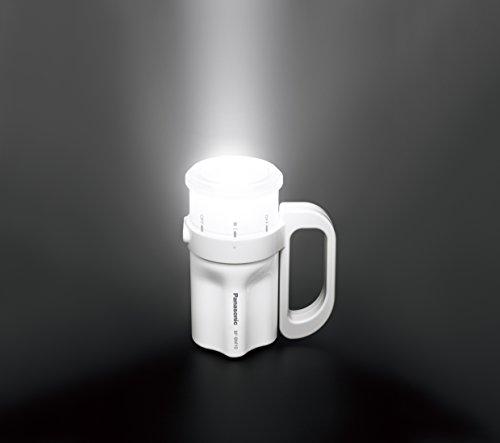 パナソニックLED懐中電灯電池がどれでもライトホワイトBF-BM10-W