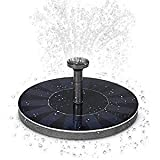 Yosoo Solar Floating Water Pump for Garden Pool Pond, No Plants, Battery or Electricity 7 V/1.4 W