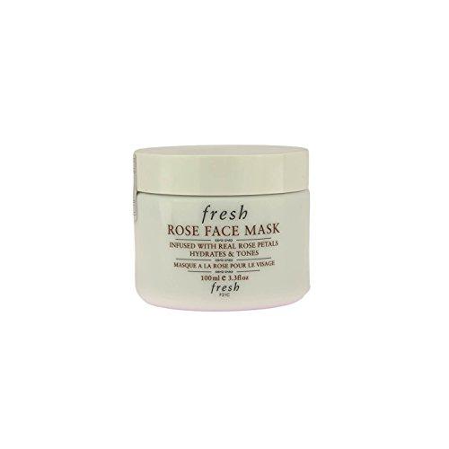 並行輸入品 Fresh ROSE FACE MASK (フレッシュ ローズフェイスマスク) 3.4 oz (100g) by Fresh for Women