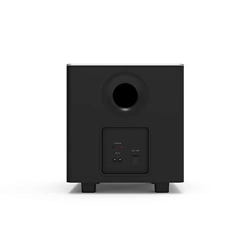 VIZIO 2.1 Sound Bar SB2821-D6 with Wireless Subwoofer Bluetooth 95dB SPL,Black