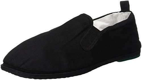 de fonseca Lunga M100, Pantofole a Collo Basso Uomo, Nero, 44 EU