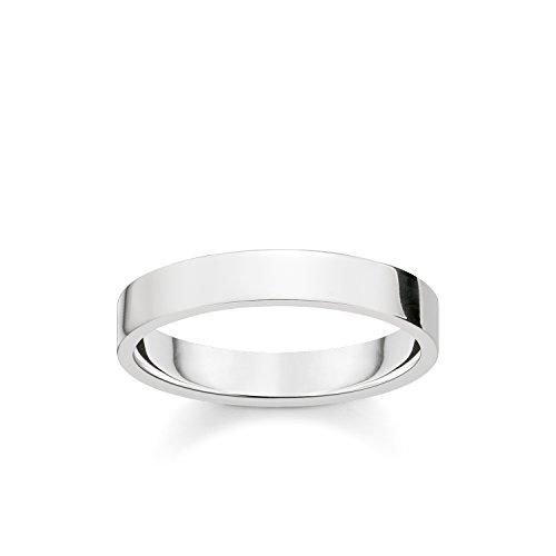 Thomas Sabo Herren-Ringe zum Jahrestag 925 Sterlingsilber mit '- Ringgröße 56 TR2112-001-12-56