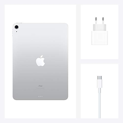 2020 Apple iPadAir (10,9, Wi-Fi, 64GB) - Silber (4. Generation)
