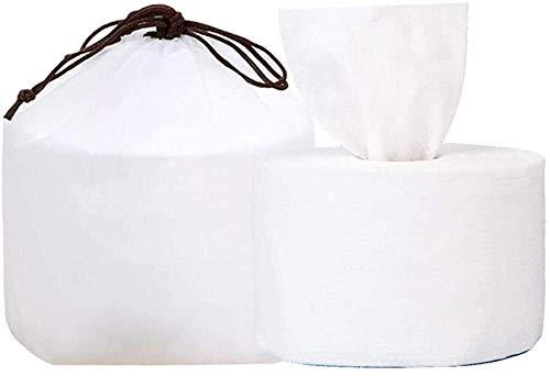 80pcs Jetable Nettoyant Visage Serviette de Soins de la Peau Coton Lingettes Pads Nettoyant Visage Lingettes Pour Enlever la saleté Huile Visage Tissu de Coton Cxjff