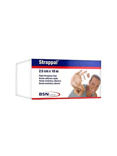 Strappal Hypoallergenic Zinc Oxide Tape 4cm x 10m