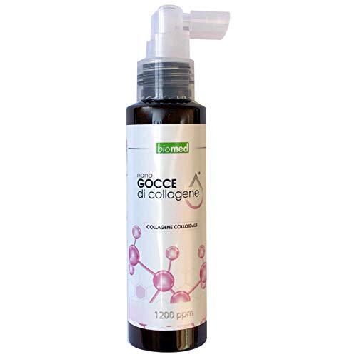 Biomed Collagene Colloidale 1200 ppm spray 100 ml